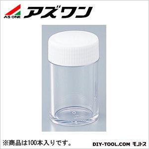 PSスクリュー管瓶(ケース)SS-25  25ml 1-4628-14 100 本