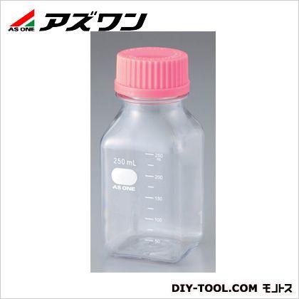 アズワン ビオラモポリカーボネイト角型ボトル  250ml 2-4130-02