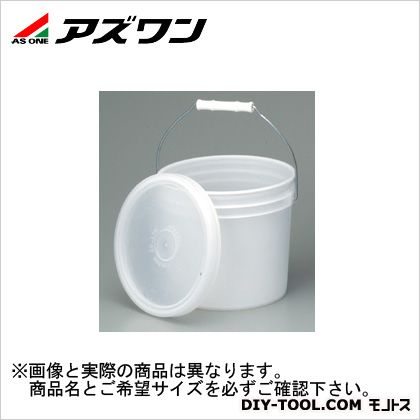 トスロン密閉タンク 白 20L 5-060-05 1 個