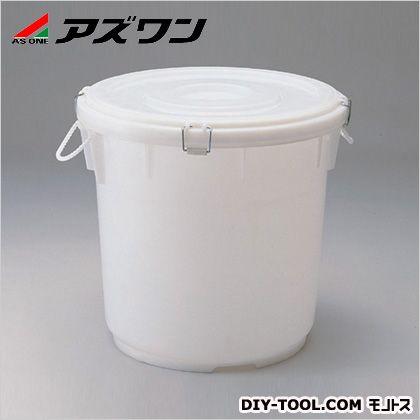 ポリタル フタ付 75L (5-273-01) 1個
