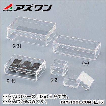 非帯電スチロールケース (5-359-02) 1ケース(10個入)