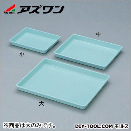 プラスチックバット 大  5.7L 1-4617-03 1 個