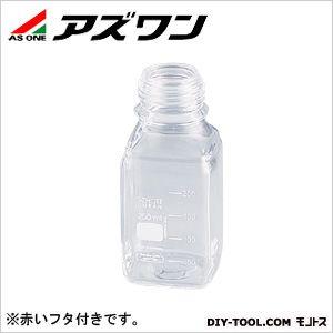 ねじ口瓶角型  250ml 1-8870-14 1 個