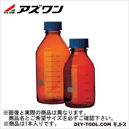 ねじ口びん 茶褐色 50ml 1-1961-02