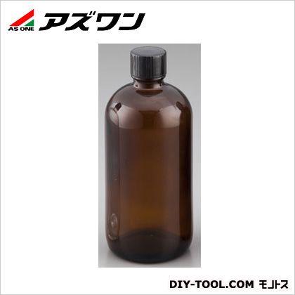 セーフティボトル 茶褐色 450ml 2-4961-02