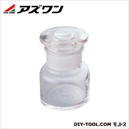 広口短型共栓瓶 白 500ml 2-7684-04