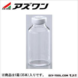 広口バイアル瓶 100ml (1-8524-02) 1箱(35本入)