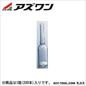 アズワン アンプル管 AP-2 白 φ12.5×31.6×74mm2ml 5-124-02 1箱(200本入)