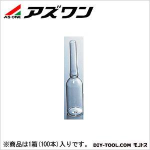 アズワン アンプル管 AP-20 白 φ21.8×78.5×133.5mm20ml 5-124-05 1箱(100本入)