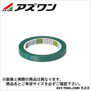 マスキングテープ 緑 12mm×0.1mm×30m (6-6394-02) 1個
