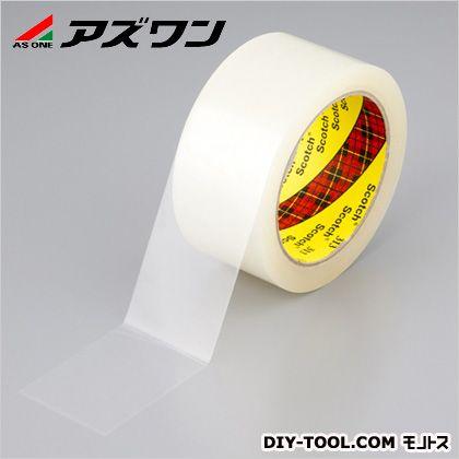 スコッチ透明梱包用テープ  48mm×0.065mm×50m 1-2859-01 1 巻