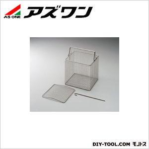 試験管自動洗浄器 予備洗浄籠(AW-18用) 185×170×190mm (7-1013-03) 1個