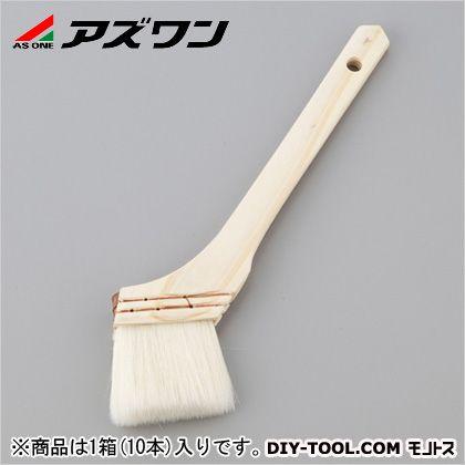 ハケ 山羊毛PBT  50mm 1-1638-52 1箱(10本入)
