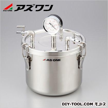 ステン真空缶  φ240×195mm約8L 1-6095-03