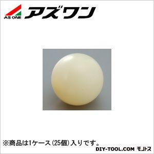 アズワン ナイロン球  1/2インチ(φ12.7mm) 1-4447-01 1ケース(25個入)