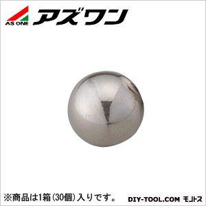 アズワン ステンレス球  1/2インチ 5-3487-05 1箱(30個入)