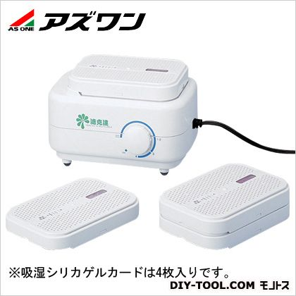 シリカゲル&乾燥器   1-5386-01 1 個