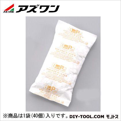 乾燥剤  95×160mm 1-640-02 1袋(40個入)