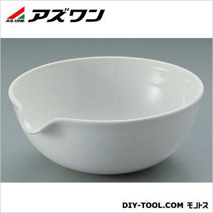 磁製蒸発皿 (丸皿)  120ml 6-558-04 1 個