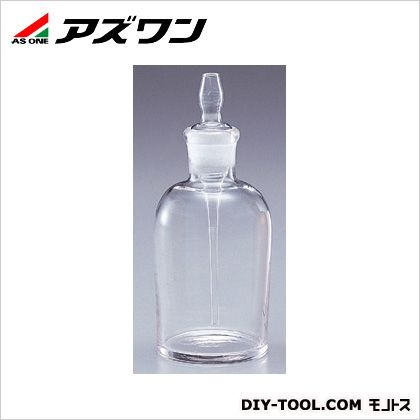スポイト瓶(ゴム無) 白 30ml 1-4395-01 1 個