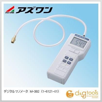 デジタルマノメータ M-382   1-6121-01