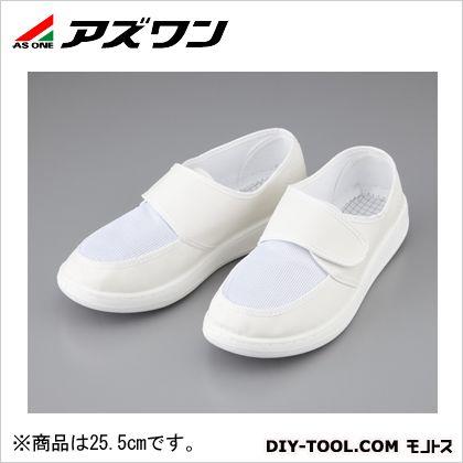 アズピュア静電靴TCS 25.5cm (1-2270-08)