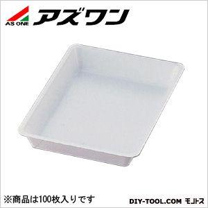 ディスポトレー  300×210×37mm 1-3145-05 1箱(100枚入)