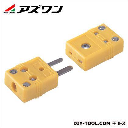 熱電対コネクタ  16.5×46.5×8mm 2-1611-01