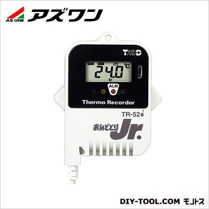 温度記録計  47×19×62mm 1-5020-33