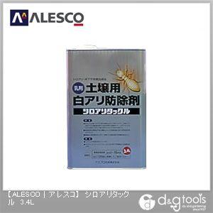シロアリタックル(土壌用白アリ防除剤)  3.4L