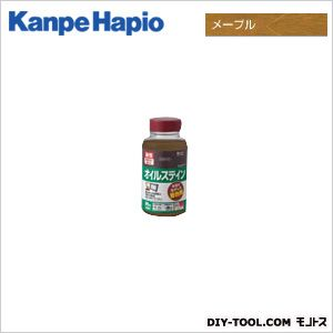 オイルステインA木目を生かした着色剤 メープル 100ML