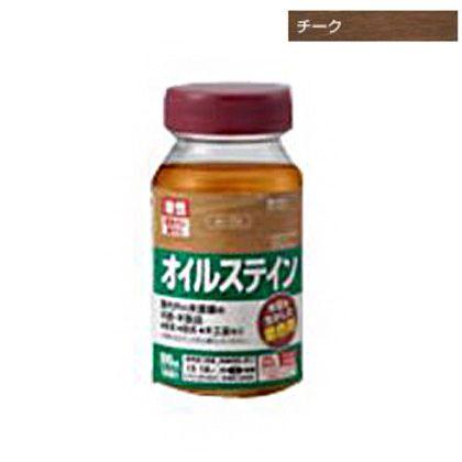 オイルステインA木目を生かした着色剤 チーク 300ML