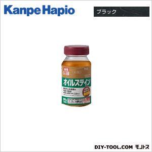 オイルステインA木目を生かした着色剤 ブラック 300ML