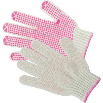 すべり止め手袋薄手女性用 (BP18201P)