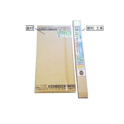 エコな簡易内窓セット ホワイト Lサイズ (PU-S L WT)