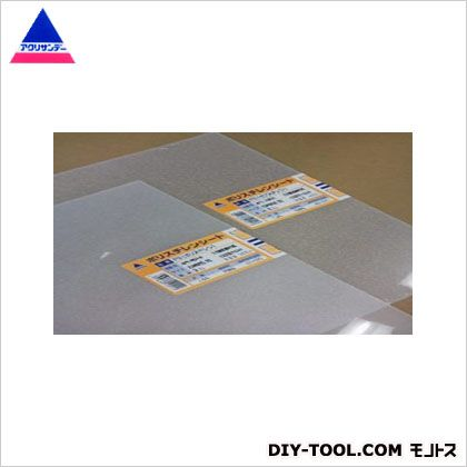 ポリスチレンシート Z 2 マット 600×900×2(mm)