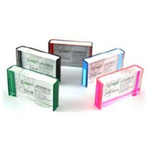 カードカラーホルダー (JS-NC01 BLUE)