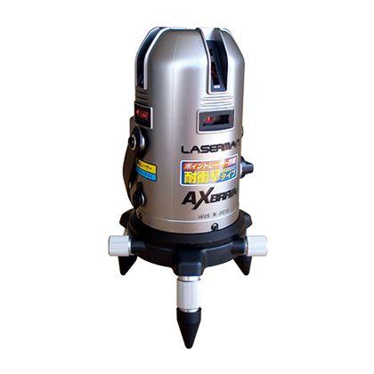 【送料無料】アックスブレーン レーザーマン 高輝度レーザー墨出し器  径φ86×高さ230mm(突出部を除く) LV-851  レーザー墨出器レーザー墨出器・距離計