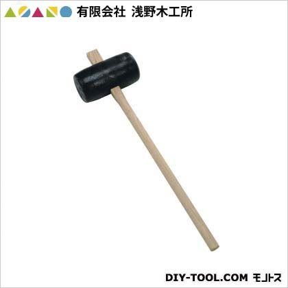 浅野木工所 丸型掛矢(硬質プラスチック製)  130mm 17150