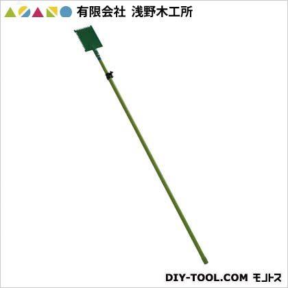 雪切り伸縮ロック式(組立式)(鉄板)   24010