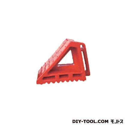 タイヤストッパー HN-R 赤 (AZ-044) 10個