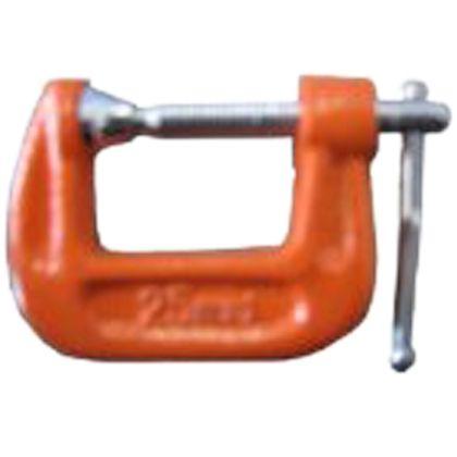 強力鋳物クランプ  外寸:7x5x15mm 25mm