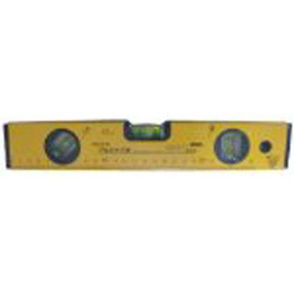 アルミ水平器  外寸:300x50x20mm ALS-300