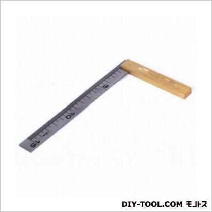 アークランドサカモト 真鍮スコヤ 目盛付 150mm 曲尺 曲尺・直尺・定規