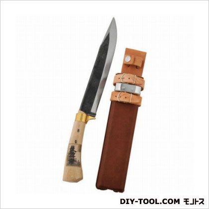 鞘付 片刃 山鉈 (安来鋼付) 刃わたり:240mm