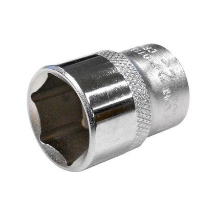 GREAT TOOL(グレートツール) ソケット  12.7mm(1/2インチ)22mm SK1/2-22