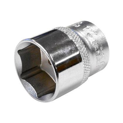 GREAT TOOL(グレートツール) ソケット  12.7mm(1/2インチ)24mm SK1/2-24