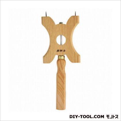 木製タコ糸巻 大