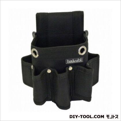 小型電工腰袋 黒  HK-22S BLK