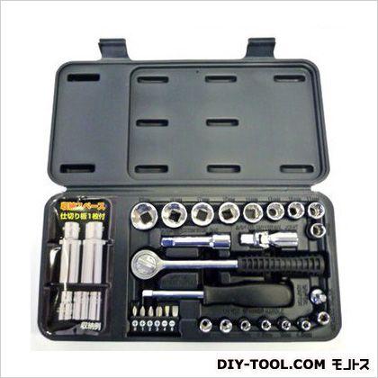 GREATTOOL ソケットレンチセット   GTS-027 27 pcs 工具セット 工具セット